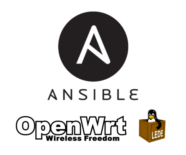 Automate OpenWRT/LEDE firmware generation with Ansible