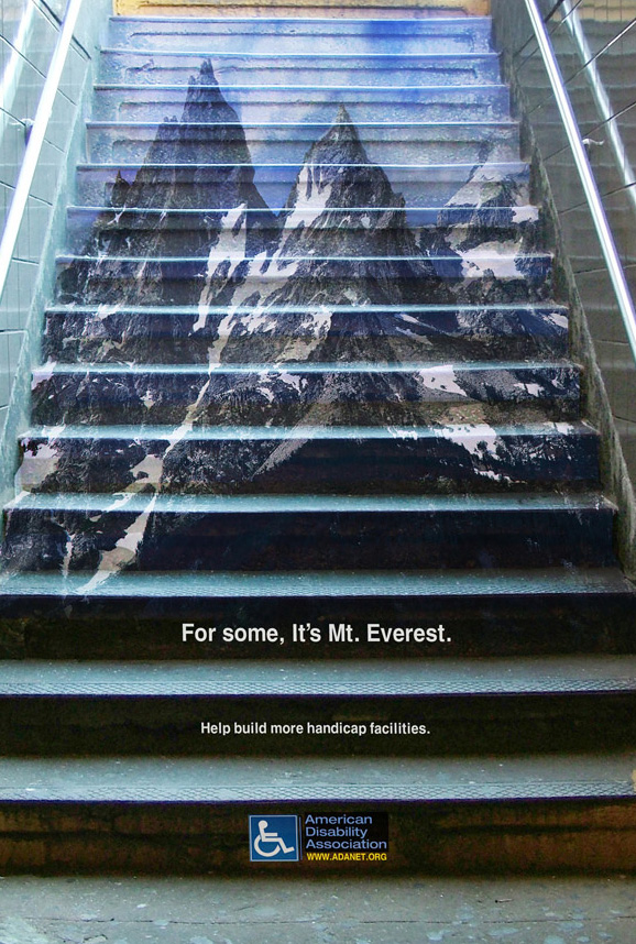 For some, it's m.t Everest.