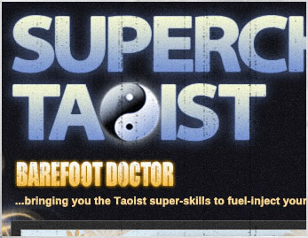 Supercharged Taoist